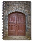 Mosque Doors 11 Spiral Notebook