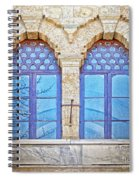 Mosque Windows 3 Spiral Notebook