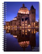 Mother Church Boston Spiral Notebook