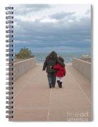 Mother Daughter Moment Spiral Notebook