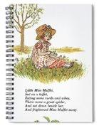 Mother Goose, 1881 Spiral Notebook