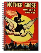 Mother Goose Spiral Notebook