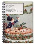 Mother Goose: Jack Horner Spiral Notebook