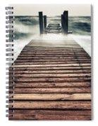 Mother Nature Spiral Notebook