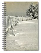 Mother Nature's Christmas Tree Spiral Notebook