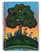 Mother Natures Son II Spiral Notebook