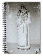Mother Teresa Spiral Notebook