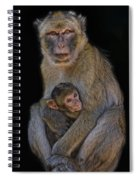 Motherly Love Spiral Notebook