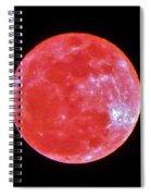 Motherly Moon Spiral Notebook