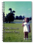 Mother's Day 1964 Spiral Notebook