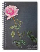 Mothers Rose Spiral Notebook