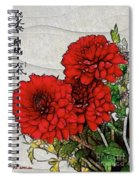 Motif Japonica No. 7 Spiral Notebook