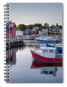 Motif Number 1 Spiral Notebook