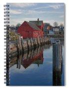 Motif Reflections Spiral Notebook