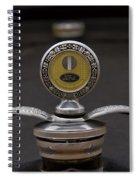 Motometer Spiral Notebook