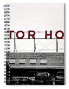 Motor Hotel Spiral Notebook