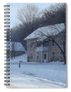 Motor Mill Inn And Livery Spiral Notebook