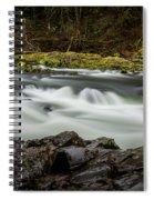 Moulton Falls 1 Spiral Notebook