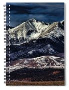 Mount Blanca Spiral Notebook
