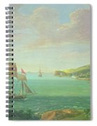 Mount Edgcumbe Spiral Notebook