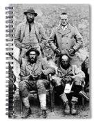 Mount Everest Expedition Spiral Notebook