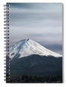 Mount Fuji Japan Spiral Notebook