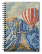 Mount Garfield  Spiral Notebook