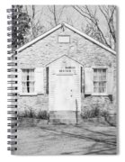Mount Gilead Ame Church Spiral Notebook