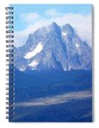 Mount Kenya Spiral Notebook