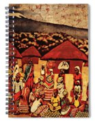 Mount Kilimanjaro Spiral Notebook