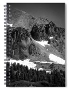 Mount Lassen Spiral Notebook