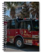 Mount Pleasant 506 Spiral Notebook