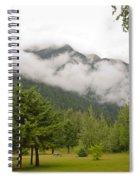 Mount Robson Provincial Park Spiral Notebook