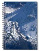 Mount Saint Helens Cauldera  Spiral Notebook