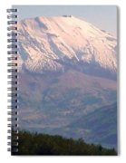 Mount Saint Helens Spirit Spiral Notebook
