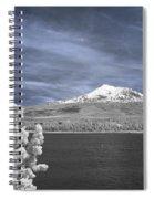 Mount Shasta Spiral Notebook