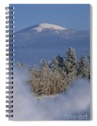 Mount Spokane Spiral Notebook