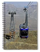 Mount Teide Cable Car Spiral Notebook