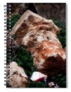 Mount Trashmore - Series Xi Spiral Notebook
