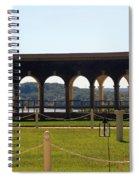 Mount Vernon Colonnade Spiral Notebook