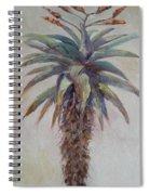 Mountain Aloe Spiral Notebook