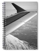 Mountain Climbing Spiral Notebook