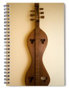 Mountain Dulcimer 2 Spiral Notebook
