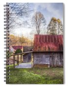 Mountain Farm Spiral Notebook