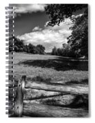 Mountain Field Spiral Notebook