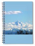 Mountain Fluff Spiral Notebook