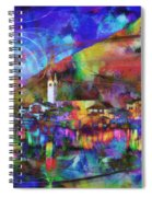 Mountain High Spiral Notebook