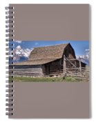 Mountain Living Spiral Notebook