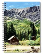 Mountain Majesty Spiral Notebook