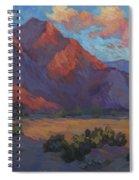 Mountain Majesty Spiral Notebook
